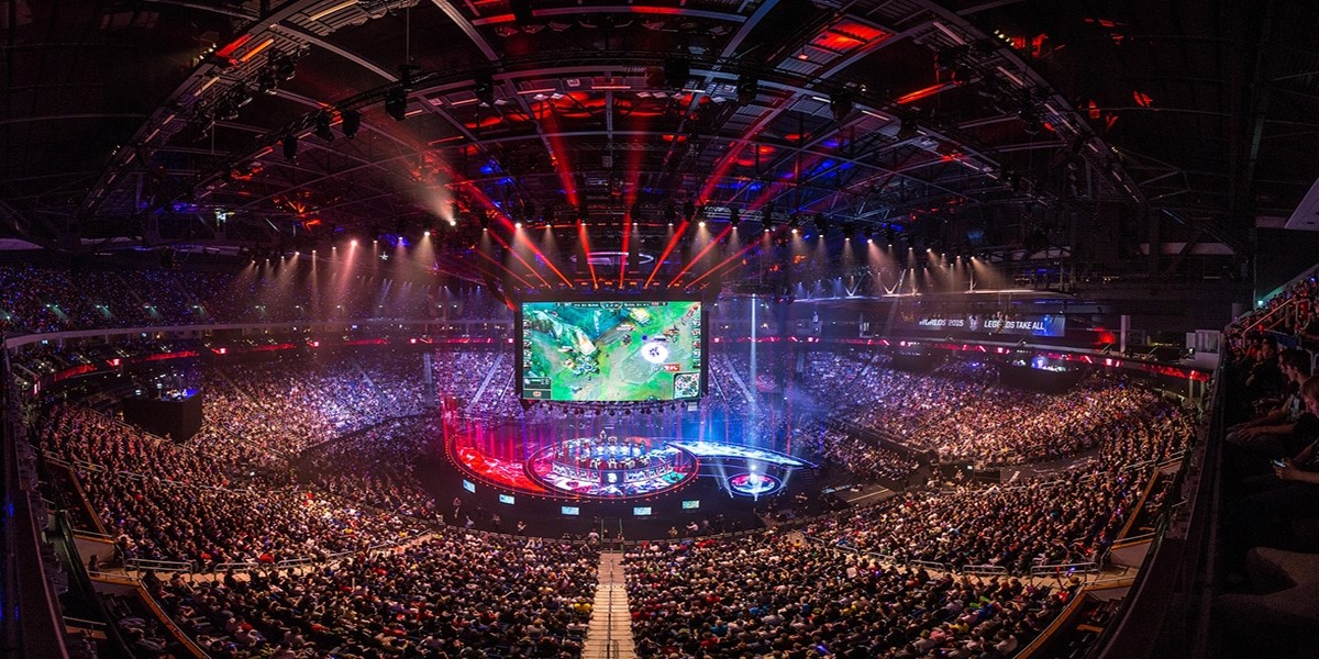 Top 5 Biggest Esports Countries | Gaming4.Cash