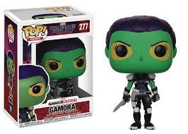 Bobble Figure Guardians of Galaxy the Telltale Series POP! - Gamora