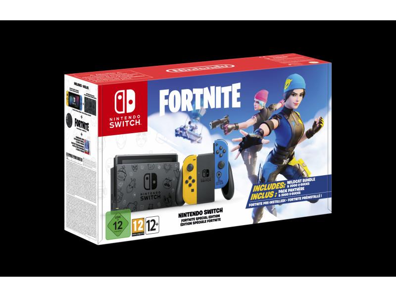 Nintendo podržava Fortnite