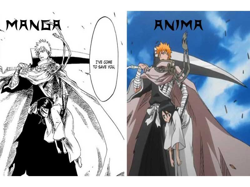 Pitam se, pitam.... Šta su to anime a šta mange?