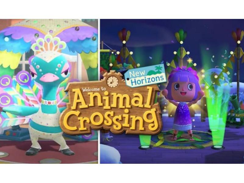Animal Crossing: New Horizons –besplatan Update