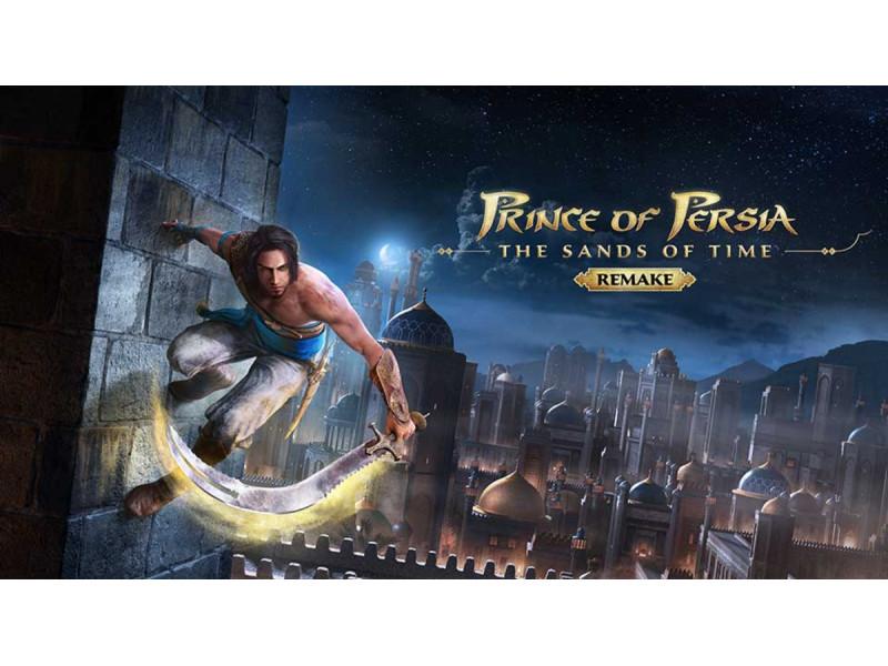 Ukoliko još niste čuli - najavljen je Prince of Persia: The Sands of Time kompletni remake
