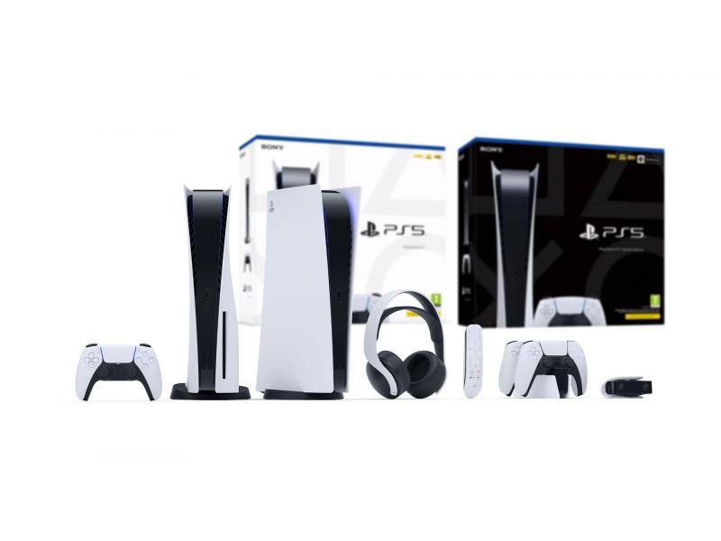 PS5 i svet
