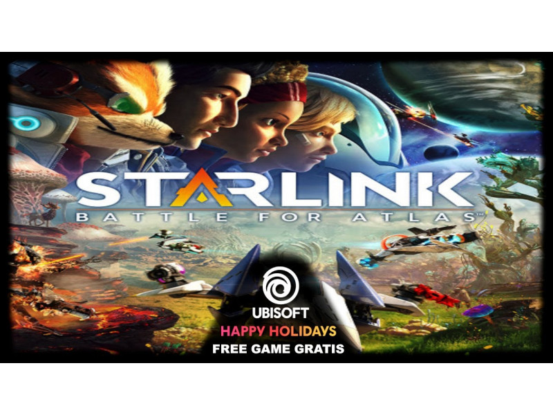 Ubisoft pokloni - Starlink: Battle for Atlas