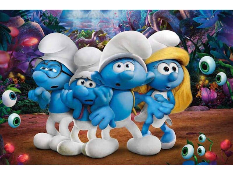 Šta znamo o The Smurfs – Mission Vileaf