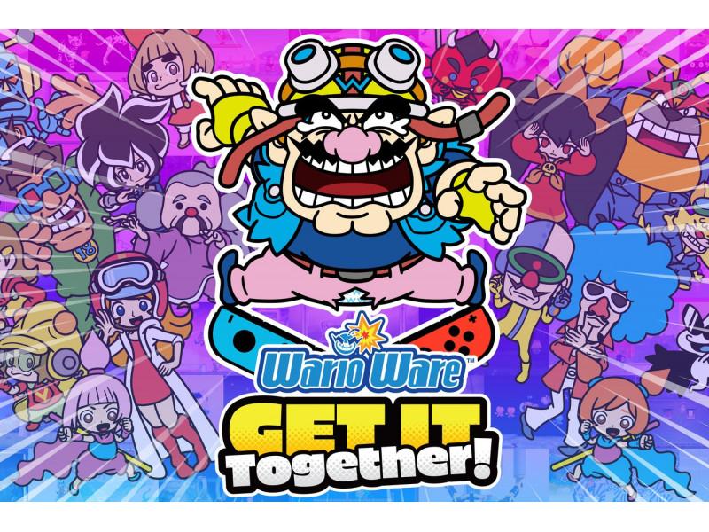 WarioWare: Get it Together! - Recenzija