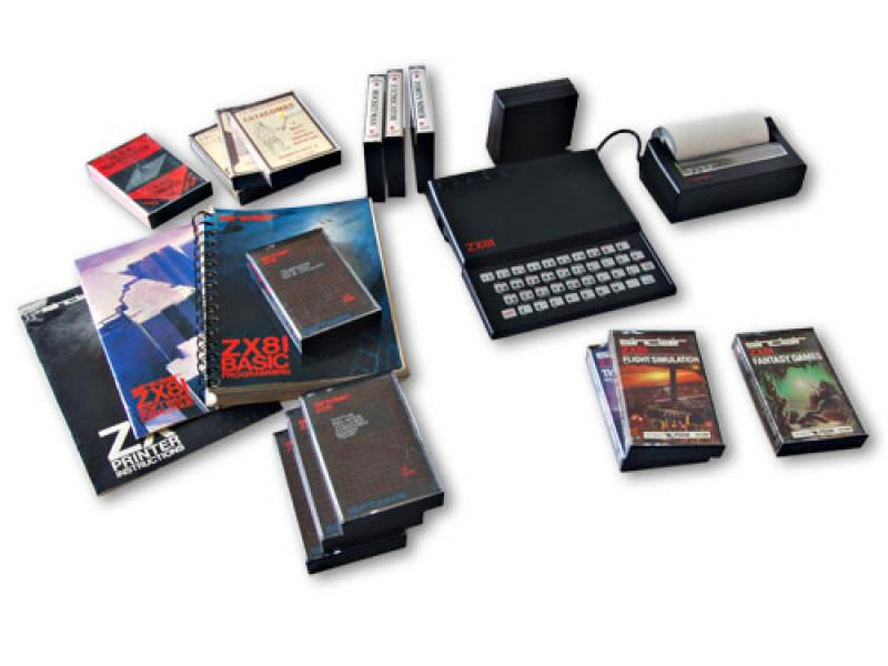 Sinclair ZX81 slavi 40 godina!