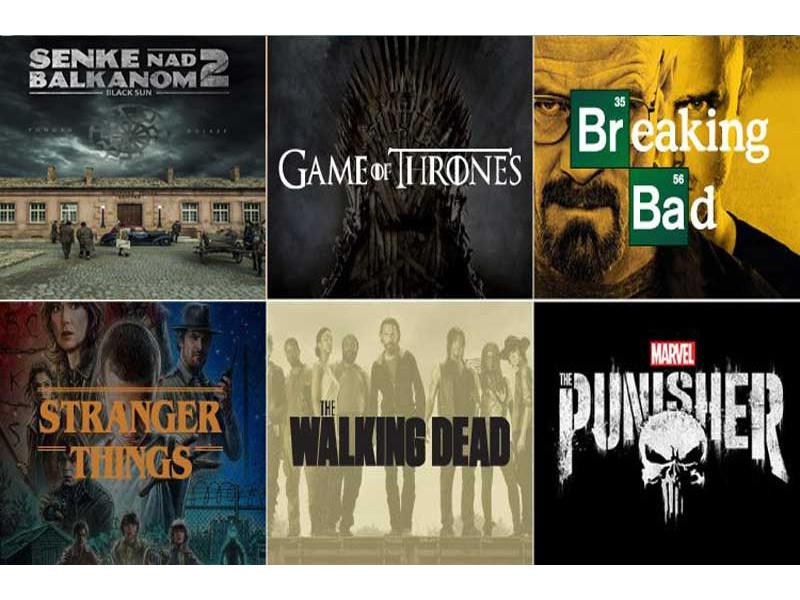 Video igre i TV serije