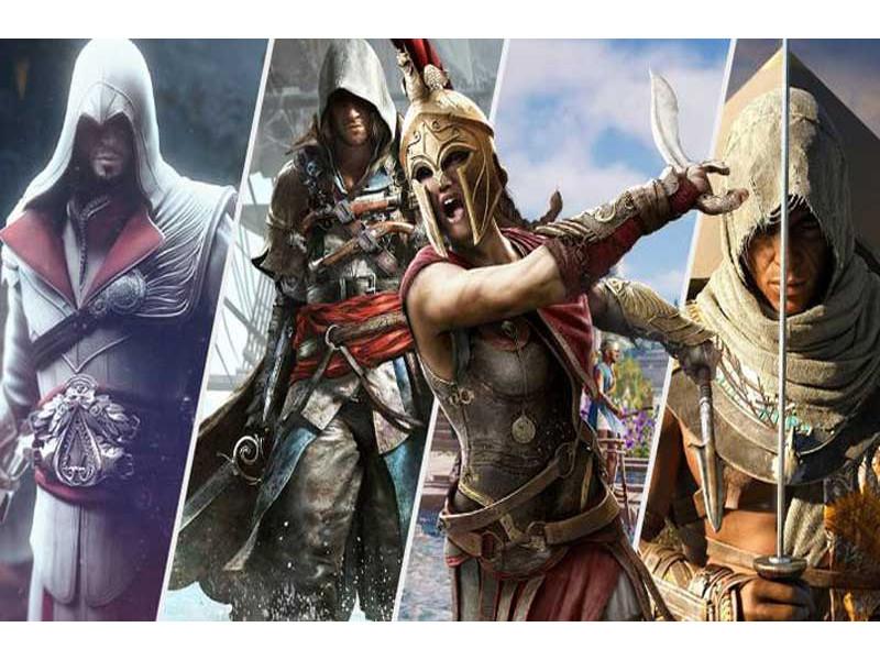 High and Low Assassin's Creed serijala