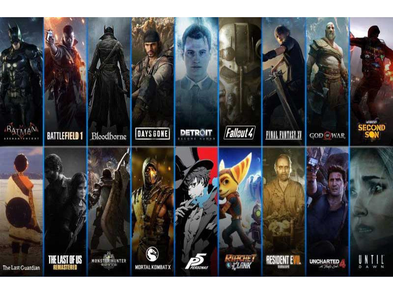 Ima li dovoljno igara za PS5?