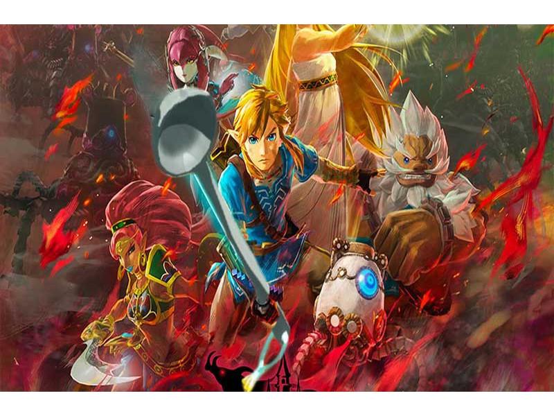 Hyrule Warriors: Age of Calamity - RECENZIJA