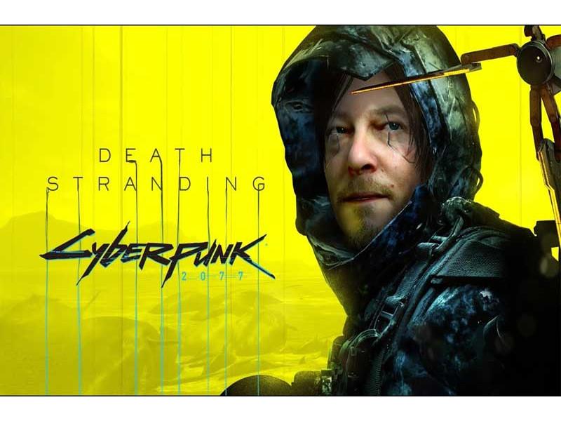 Cyberpunk 2077 stiže u Death Stranding sa besplatnim PC crossover sadržajem