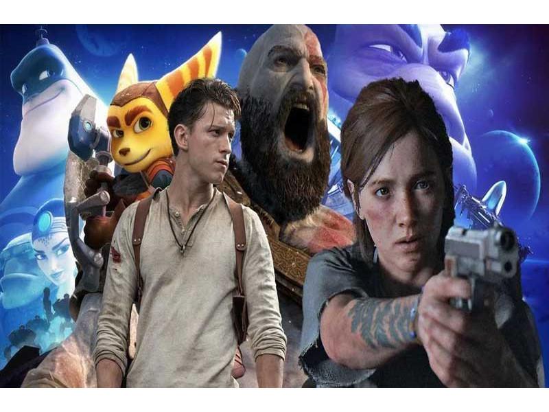 Sony Pictures sprema 3 filma i 7 serija baziranih na video igrama