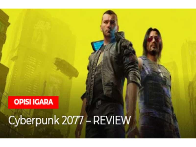 Play!Zine recenzija Cyberpunk