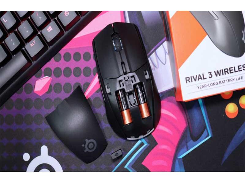 SteelSeries Miš  RIVAL 3 Wireless