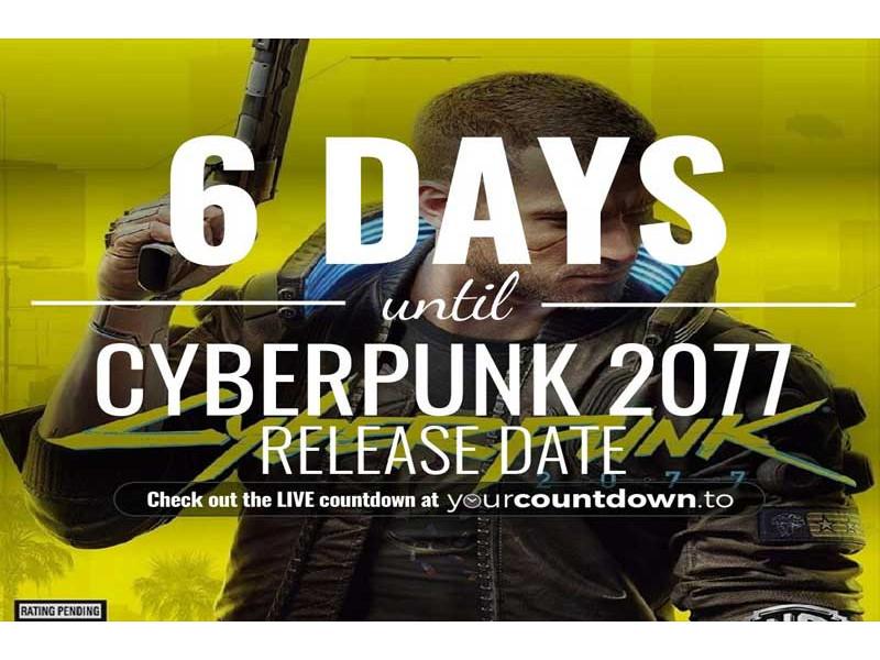 Cyberpunk 2077 - Najnovije vesti