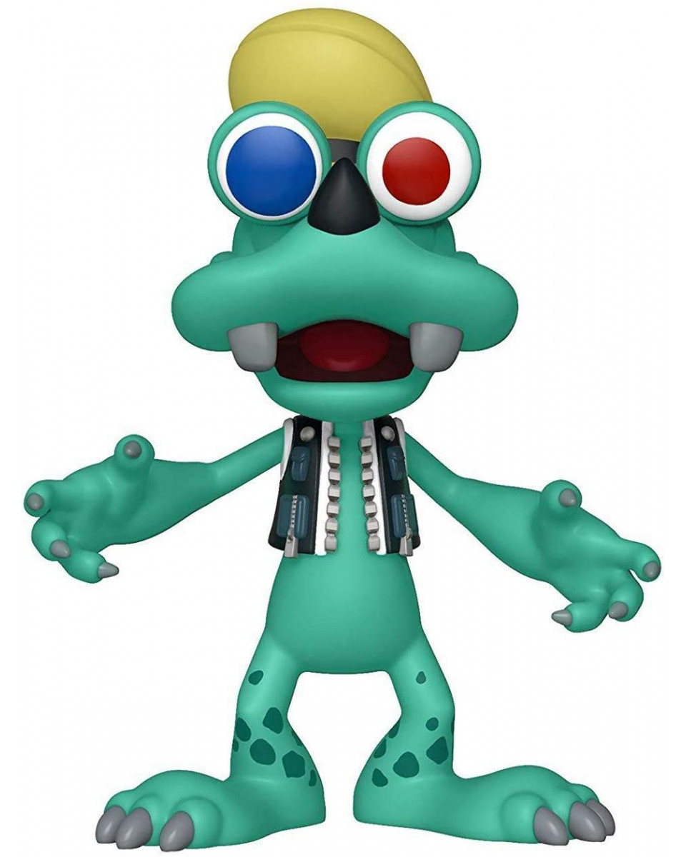 Bobble Figure Kingdom Hearts 3 POP! - Goofy ( Monsters Inc. )