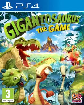 PS4 Gigantosaurus