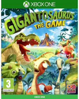 XBOX ONE Gigantosaurus