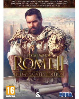 PCG Total War Rome 2 - Enemy At The Gates Edition