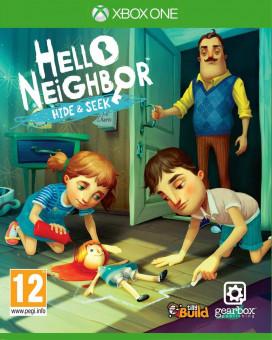 XBOX ONE Hello Neighbor - Hide & Seek