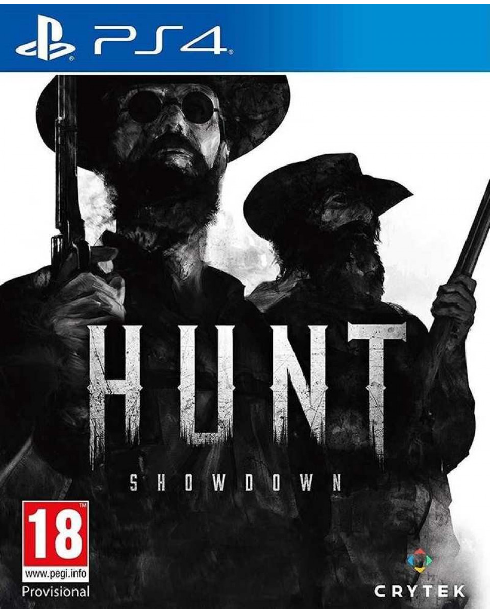 PS4 Hunt - Showdown