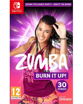 Switch Zumba Burn It Up!