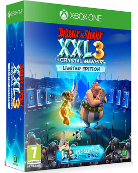 XBOX ONE Asterix & Obelix XXL 3 - The Crystal Menhir - Limited Edition