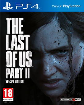 PS4 The Last of Us Part 2 – Special Edition