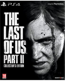 PS4 The Last of Us Part 2 – Collector's Edition