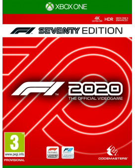 XBOX ONE F1 2020 - Seventy Edition