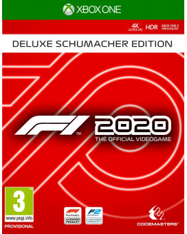 XBOX ONE F1 2020 - Deluxe Schumacher Edition