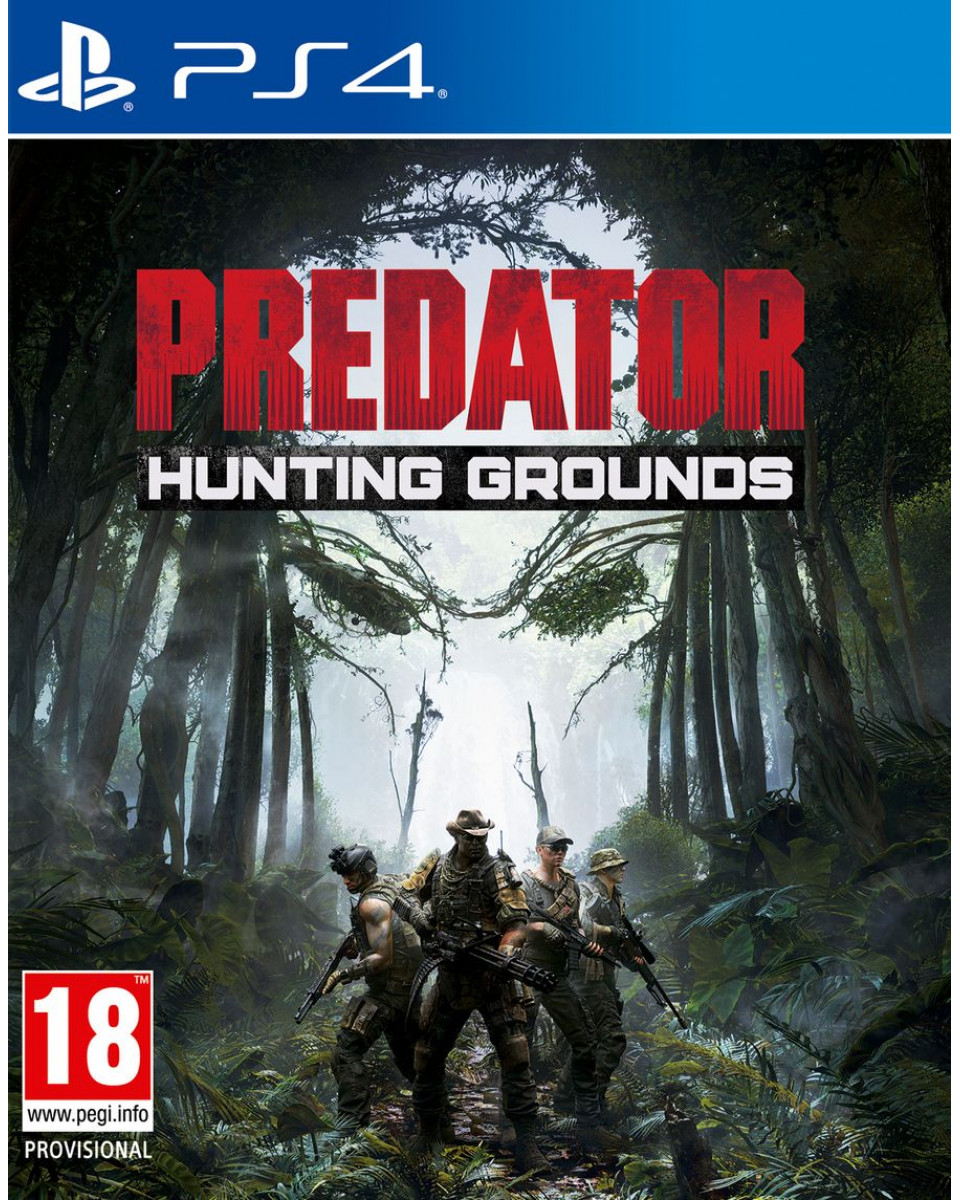 PS4 Predator - Hunting Grounds