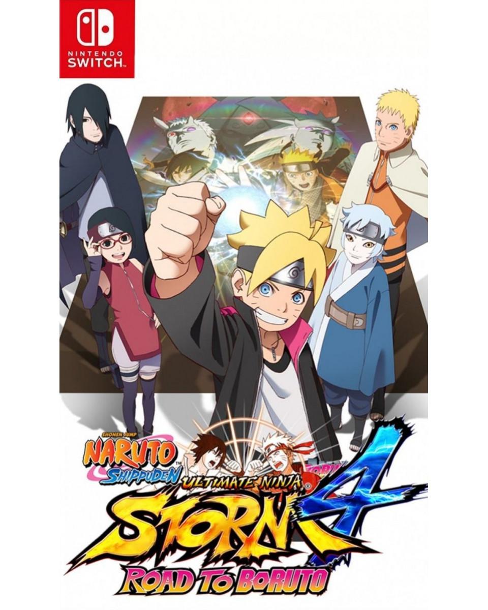 Switch Naruto Shippuden Ultimate Ninja Storm 4 - Road to Boruto