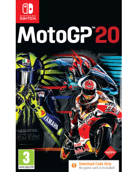 Switch Moto GP 20