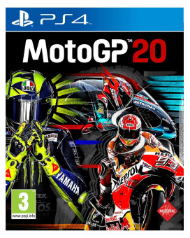 PS4 Moto GP 20