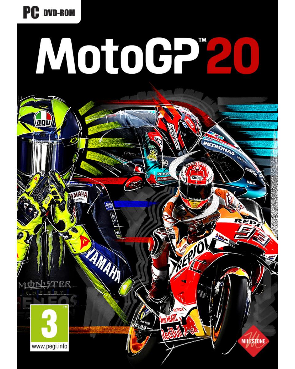 PCG Moto GP 20