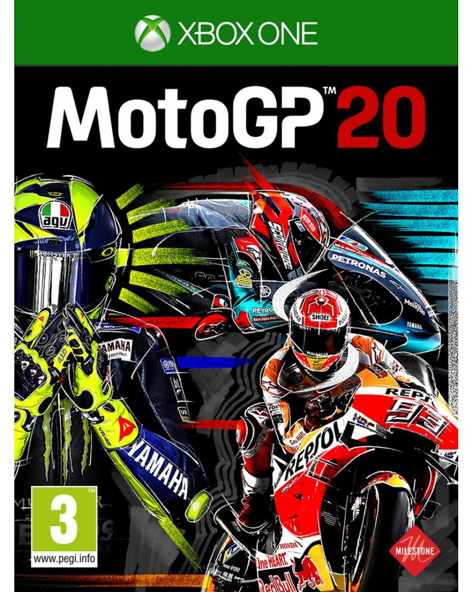 XBOX ONE Moto GP 20
