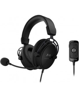 Slušalice HyperX Cloud Alpha S Blackout