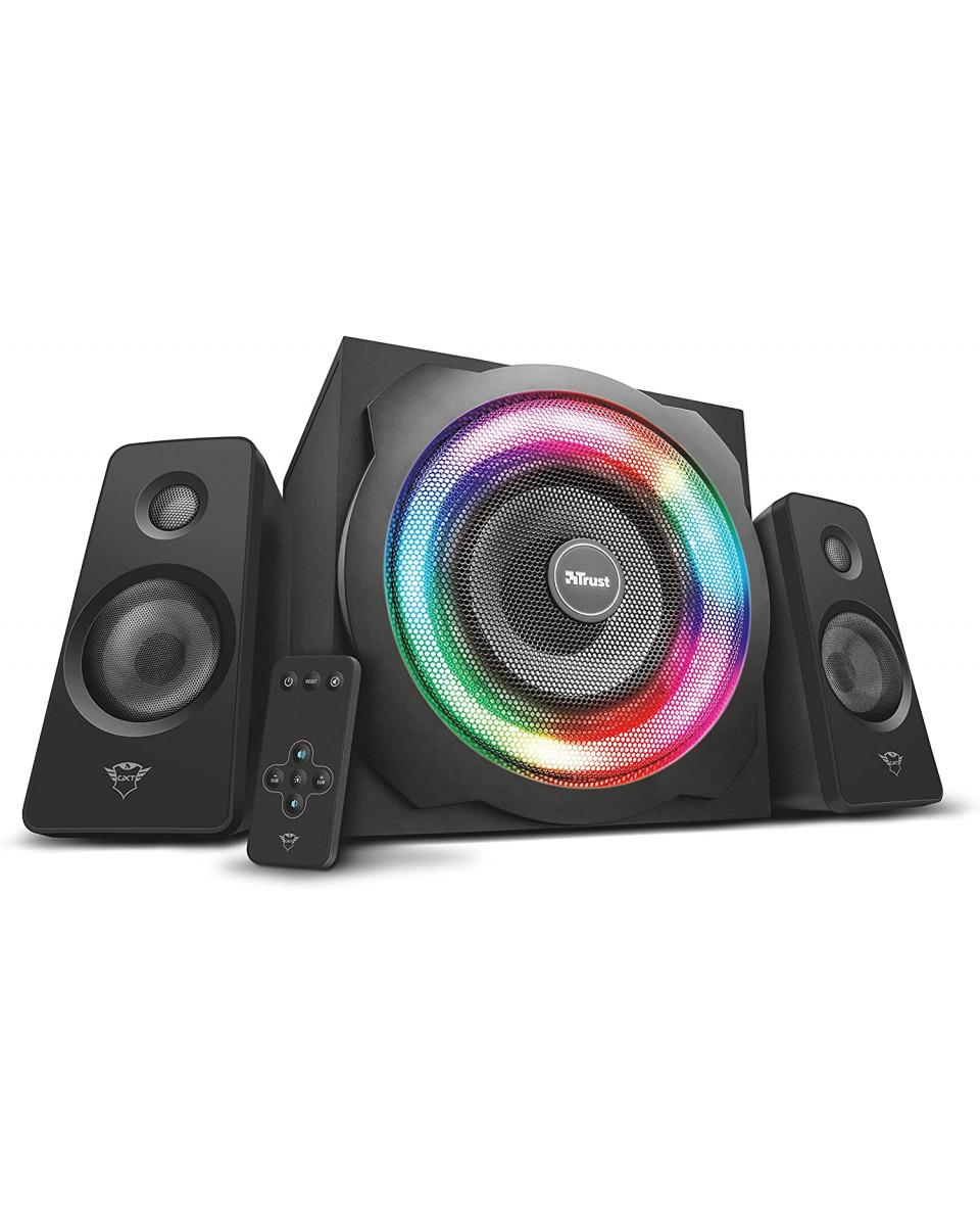 Zvučnici Trust GXT 629 TYTAN RGB 2.1