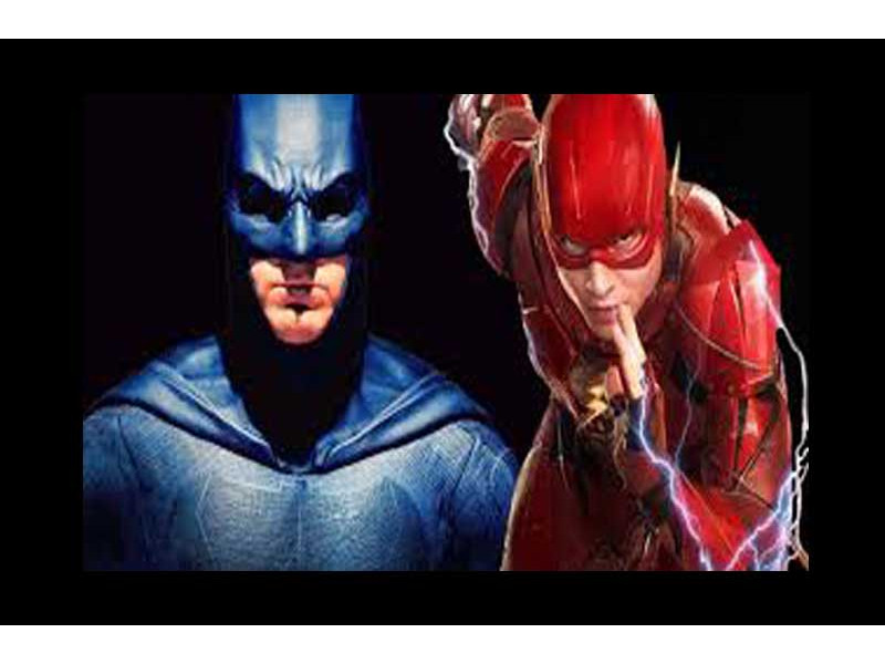 The Flash - Ben Aflek će biti Batman