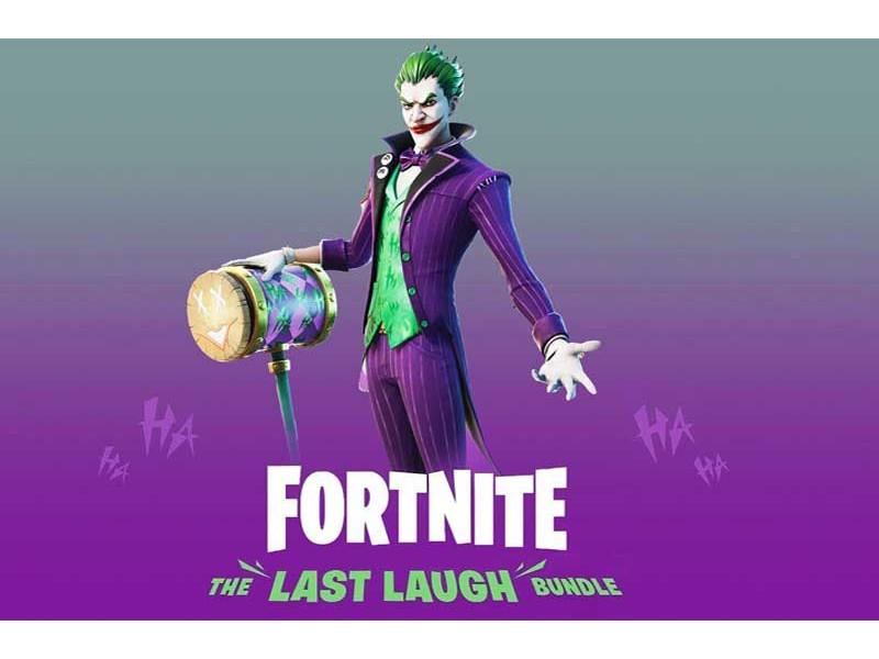 Fortnite - The Last Laugh Bandl