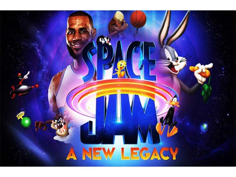 Space Jam 2: LeBron James ima novi dres