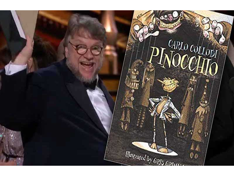 Del Toro, Netflix i Pinokio