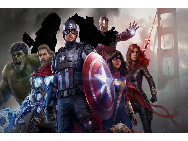 Novi patch za Marvel's Avengers