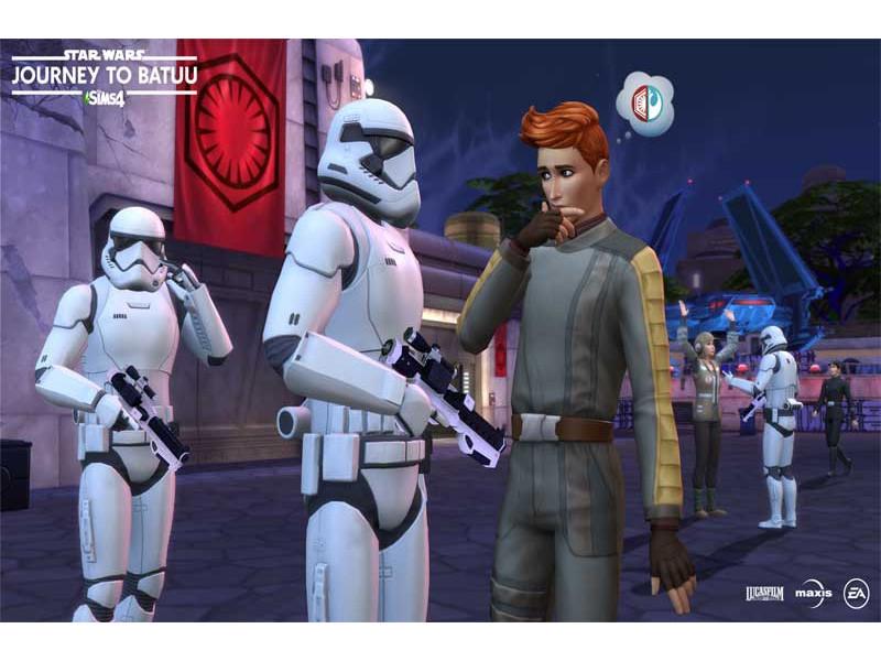Da li je realno - The Sims 4 Star Wars?