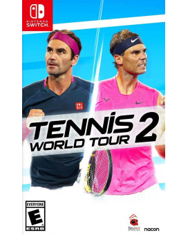 Switch Tennis World Tour 2