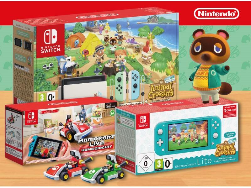 Nintendo Switch u 2021. godini