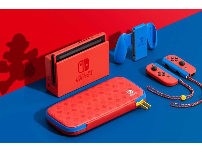 Nova Nintendo Switch Limited edition konzola