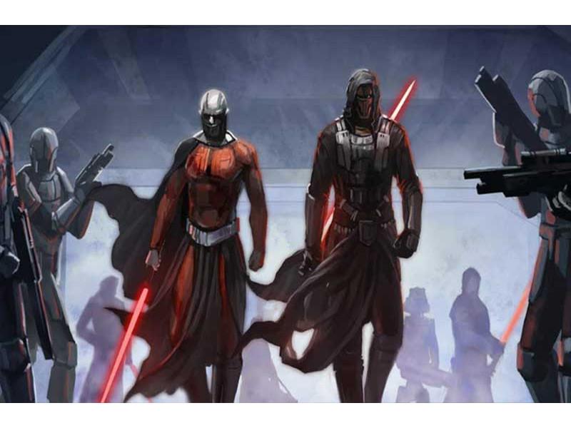 Nastavak za Star Wars: Knights of the Old Republic